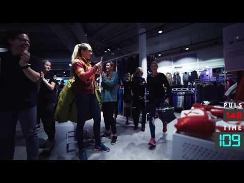 115 gratis sekunder på G-Sport Storgata i Oslo