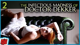 The Infectious Madness of Doctor Dekker Act 2 | FMV Murder Mystery Game | PC Gameplay Walkthrough