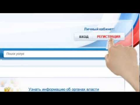 Информация о Едином портале государственных и муниципальных услуг (функций)