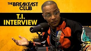 Baixar T.I. Speaks On Confronting Kanye West For His Donald Trump Support