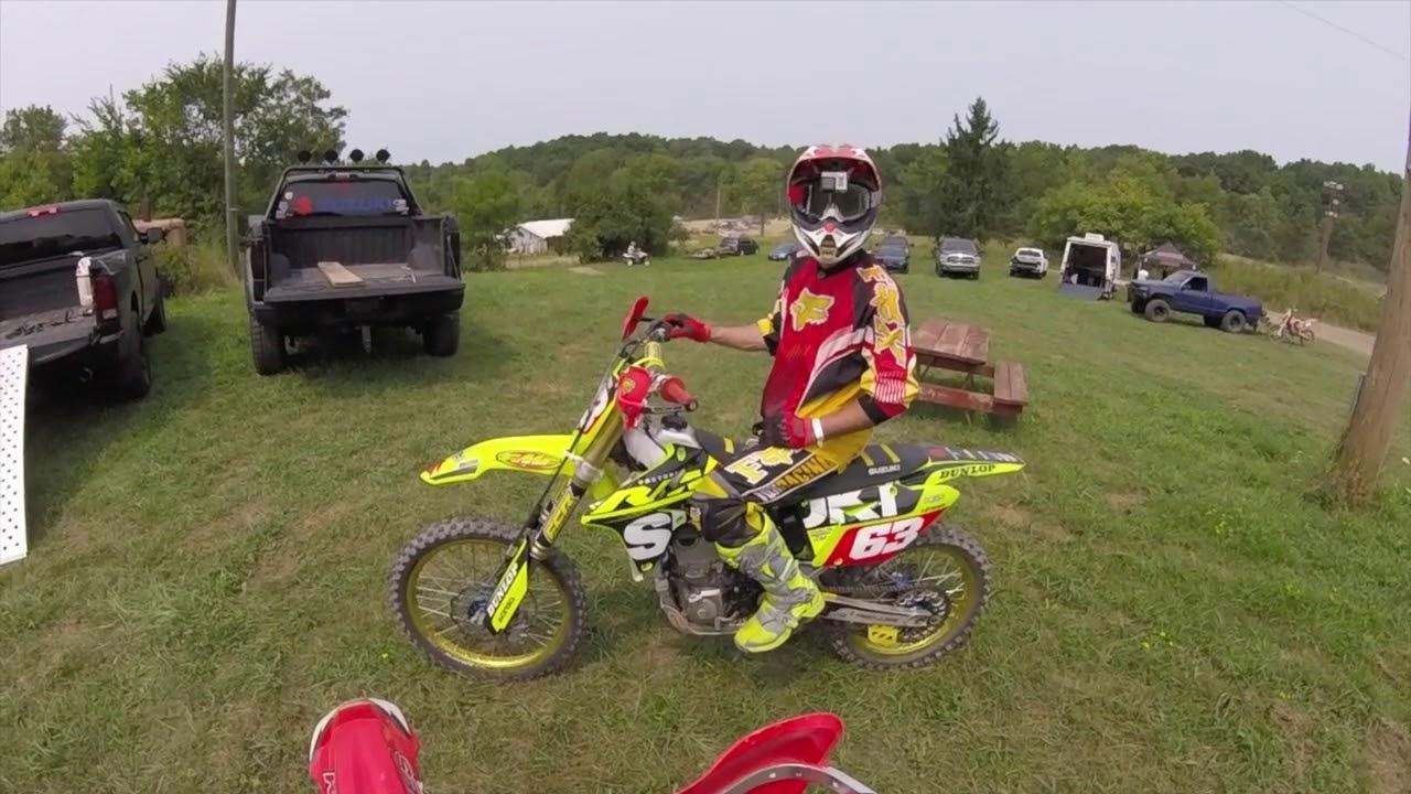Bear Creek Amphitheatre - Ohio Motorcycle and ATV Trails