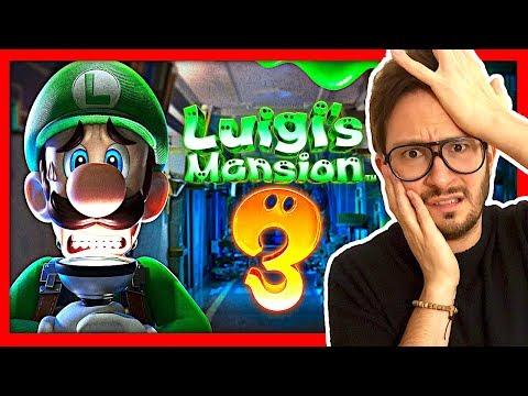 J'ai testé LUIGI'S MANSION 3 : faut-il avoir peur ? 👻 GAMEPLAY FR