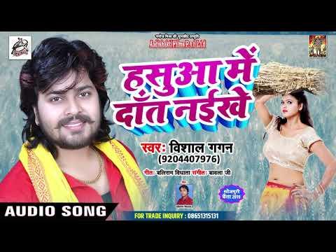 Vishal Gagan - चईता गीत 2019 | हसुआ में दाँत नइखे  | New Bhojpuri Chaita Song