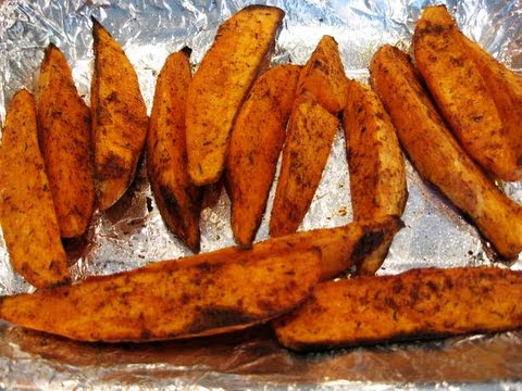 Easy bodybuilding side dish healthy oven baked sweet