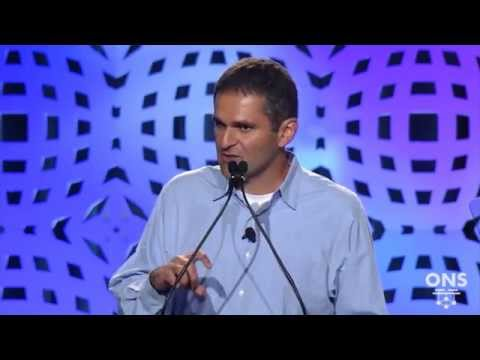 ONS 2015: Wednesday Keynote - Amin Vahdat