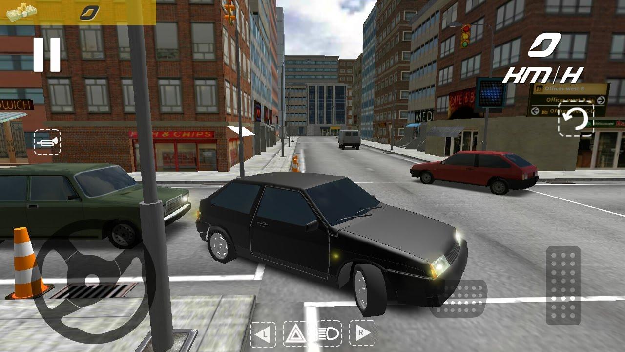 Скачать игры на андроид симуляторы вождения автомобиля