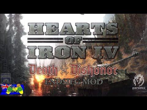 HOI4 - Endsieg: Final Victory Mod - Starving Germans