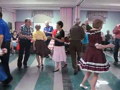 Colorado Country Morning: Square Dancing with Jerry Junck