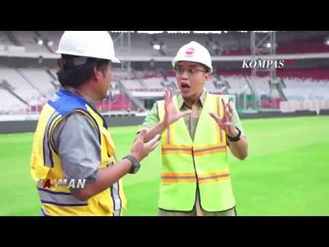 Jakarta & Tantangan Asian Games 2018 - AIMAN (Bag. 3)