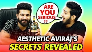 The Truth About Me Revealed| Aesthetic Aviraj's LIFESTYLE, PAST, FITNESS JOURNEY| FT. Mayank Pardesi