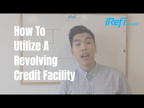 How Does Revolving Credit Facility Work And How To Use It