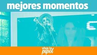 ¡Visita estelar! Paulina Rubio cantó sus grandes éxitos - Viva La Pipol