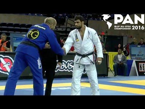 Bernardo Faria VS Leandro Lo / Pan championship 2016