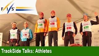 Behind the scenes: FIS SGP 2014 Oberwiesenthal