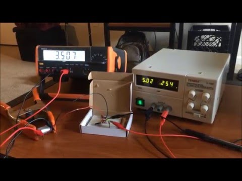 Solar charge your 18650 lithium ion battery with a proprietary battery box from YouTube · Duration:  3 minutes 32 seconds