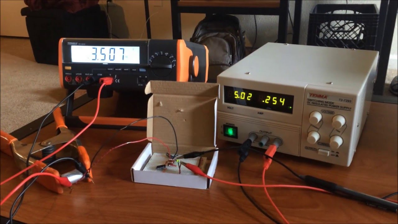 Charger Circuits Lithiumion Battery Charger Circuit