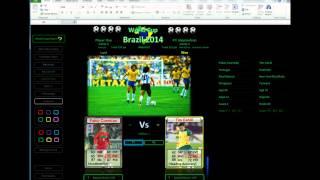 Video Blank World Cup 2014 Brazil Chart And Danger Men Game in Excel download MP3, 3GP, MP4, WEBM, AVI, FLV Januari 2018
