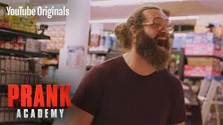 CHOKEHOLD PRANK!!! ft. EPIC MEAL TIME | Prank Academy | Episode 13