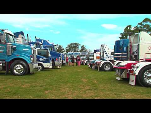 2016 CONVOY FOR KIDS BEGA, NSW