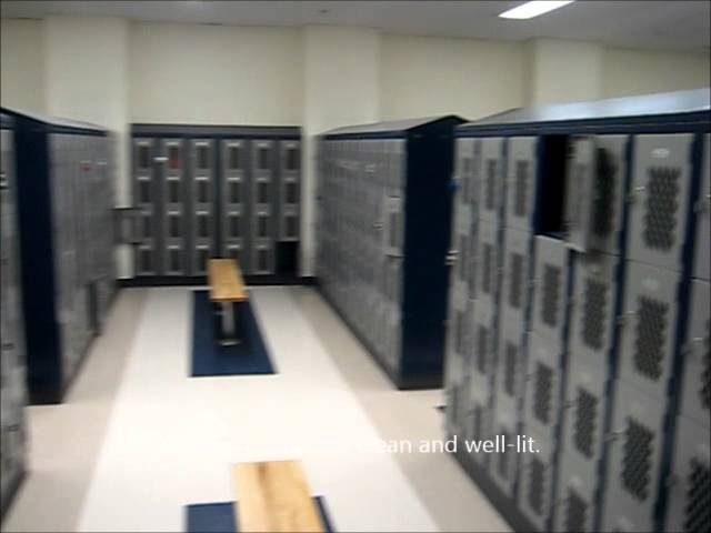 Weight Training and Locker Rooms Franklin High School Franklin MA
