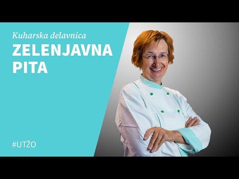 Zelenjavna pita, Slavica Javornik