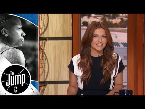 Rachel Nichols: Don't count Isaiah Thomas out after joining Nuggets | The Jump | ESPN