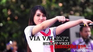 SUKE TEKI- Via Vallen LIVE!!