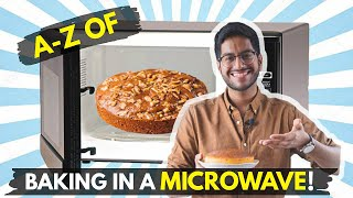 How To Bake Cake In Microwave Convection Oven | How To Pre-Heat Convection Microwave- DETAILED GUIDE