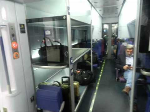 The Heathrow Express Train London Youtube