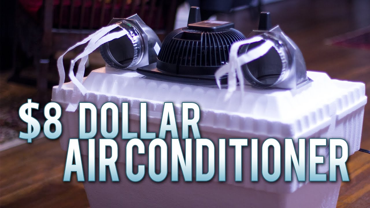 Homemade Air Conditioner Works Flawlessly!   #354B96
