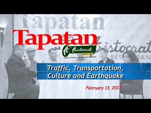 Traffic, Transportation, Culture and Earthquake