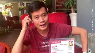 Khương Dừa ăn bún mọc BỐN RÒM để xem có may mắn gặp danh hài Hoài Linh???