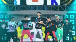 MBLAQ - I Don't Know, ??? - ?????, Music Core 20110903 MP3