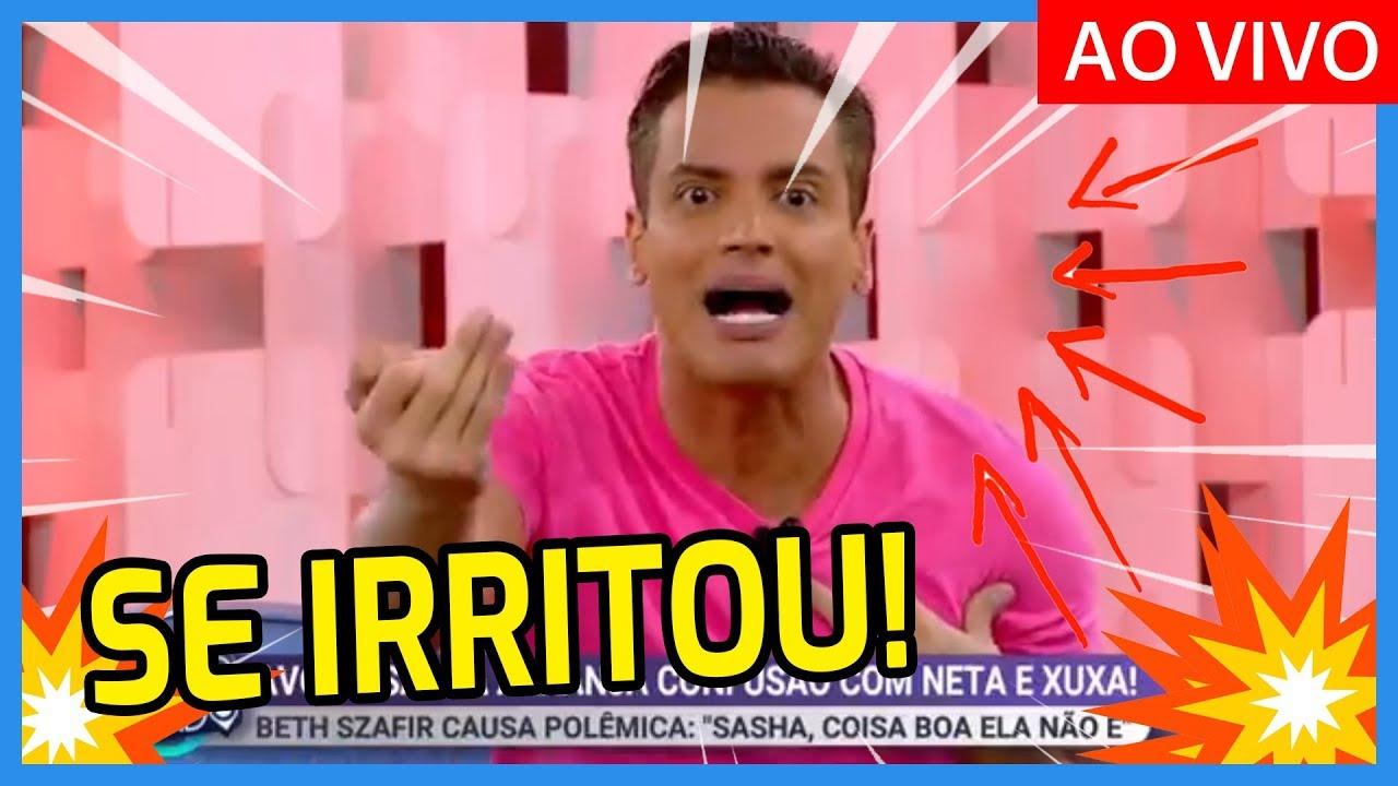 ???? LEO DIAS é afastado do FOFOCALIZANDO; BOLSONARO no THE NOITE; e + no Deu na TV