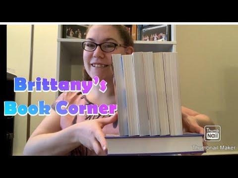 Brittany's Book Corner   February