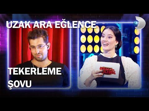 Jürilerden Tekerleme Şovu - Uzak Ara Eğlence 4.Bölüm