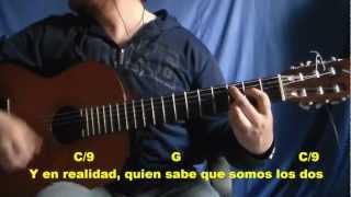 Aprender a Tocar Alguien Soy Yo - Guitarra HD - Enrique Iglesias