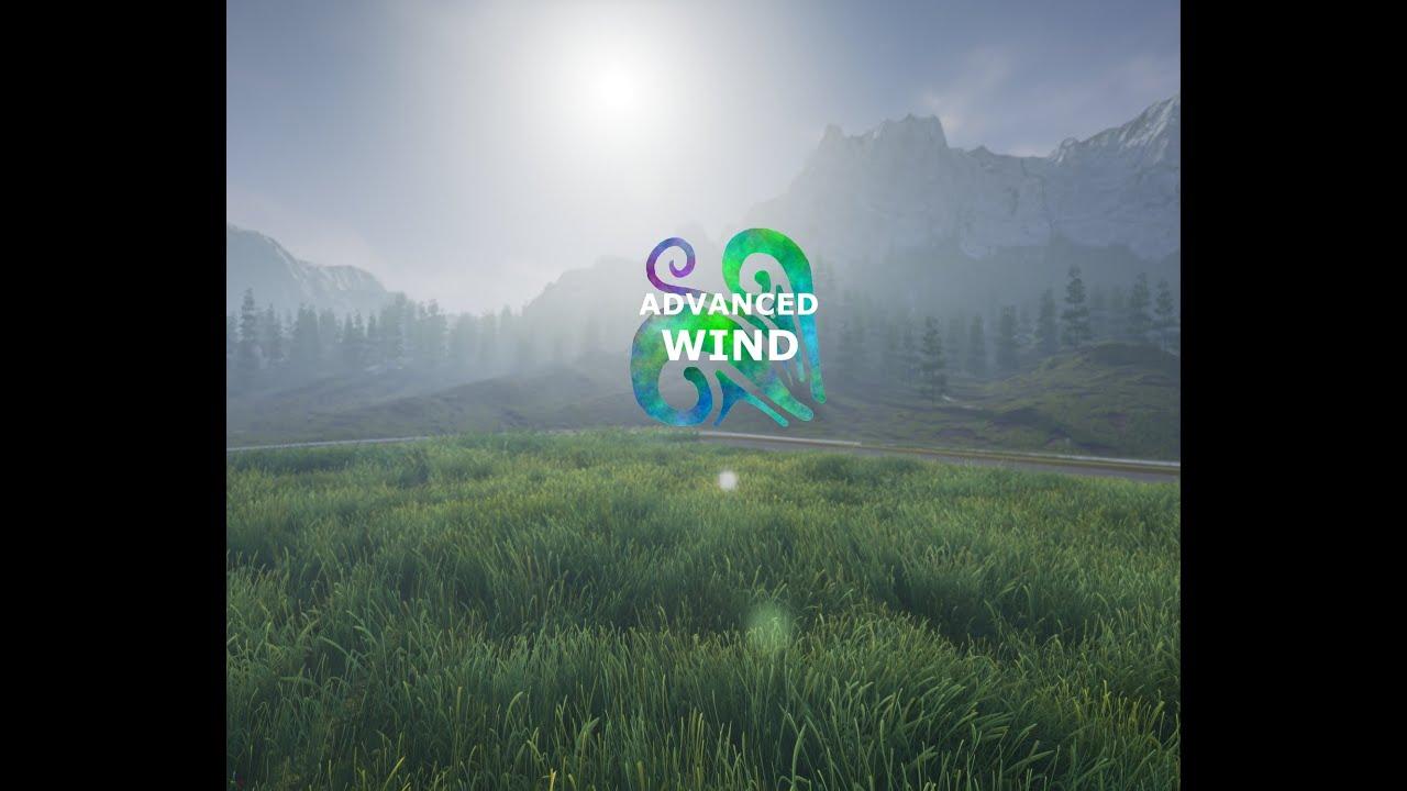 Unreal Engine 4 Advanced Cinematic Grass Blueprint Free