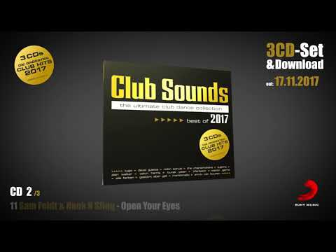 Club Sounds - Best Of 2017 (Official Minimix)