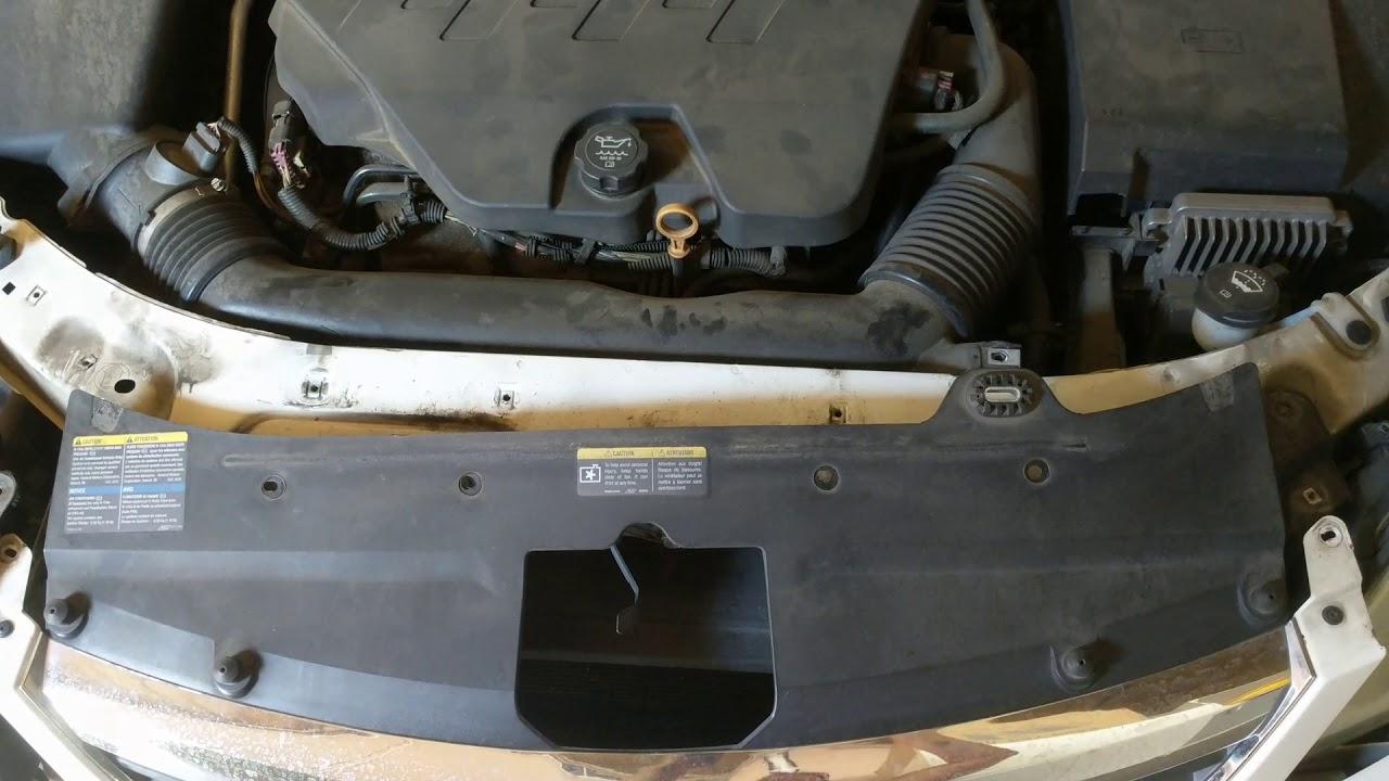 2007 Saturn Aura Xe Headlight Replacement
