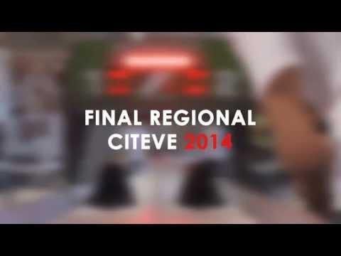 Final Regional F1 in Schools CITEVE 2014