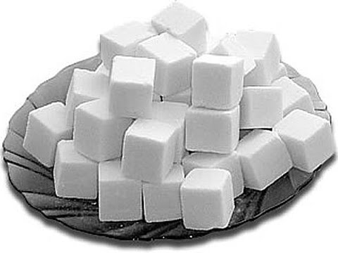 Примета - закапывания сахара в землю. Поиск монет
