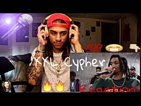 Kodak Black, 21 Savage, Lil Uzi Vert, Lil Yachty & Denzel Curry's 2016 XXL Freshmen Cypher REACTION!