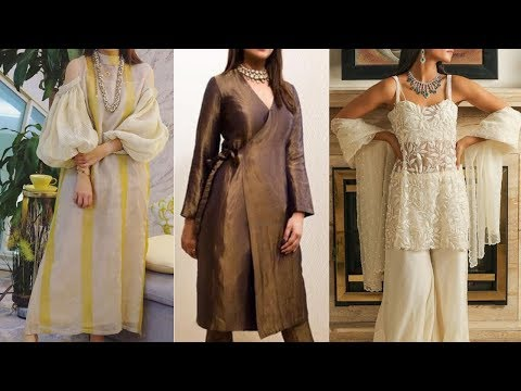 Latest Designer Kurti Ideas | Stylish Designer Dresses/ Indian Wear