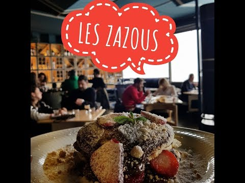 LES ZAZOUS | Best Restaurant in Thessaloniki | GREECE 2018
