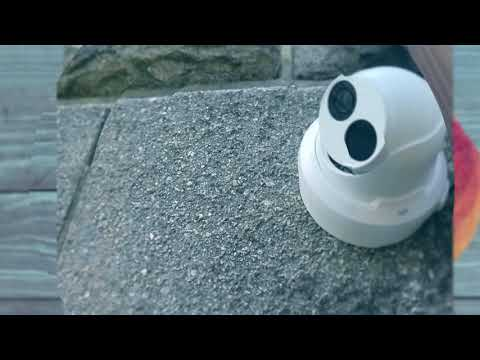 Alpha Security Cameras - Patterson Park Public Charter School