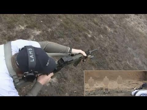 VTAC 1-5 Rifle Drill