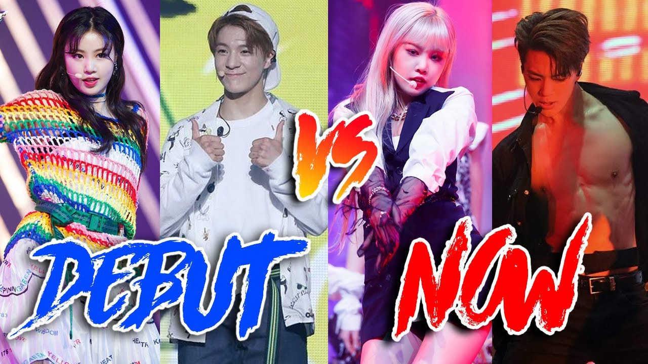 Download KPOP DEBUT vs NOW of Each Group in 2020! - they grow up