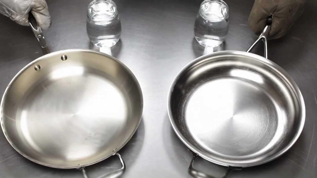 """demeyere atlantis frying pan - 12.6"""" proline   everything kitchens"""