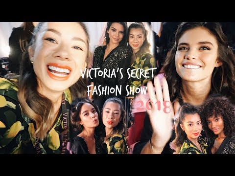 VICTORIA'S SECRET FASHION SHOW 2018 | I met Kendall Jenner, Sara Sampaio and many more Angel's Mp3